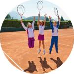 Школа секция тенниса для детей