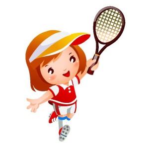 Набор в школу тенниса для детей