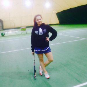 trener po tennisy